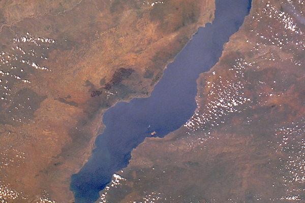 Livingstone e la scoperta del lago